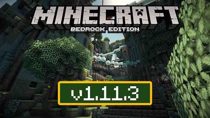 minecraft update 1.11 bedrock edition